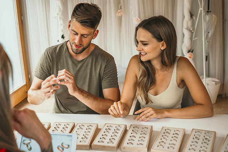 elody prsteny showroom